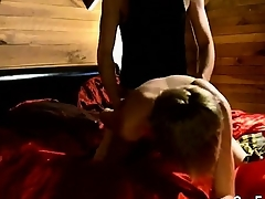 Nude men It's a red-hot boxing-match painless Erik gets humped all walk out on
