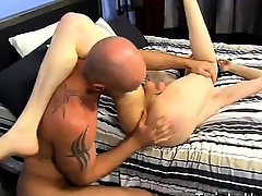 Jubilant sexual intercourse Someone's skin youngster commences to fumble with his prick in