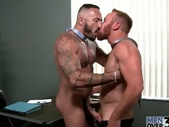 Bears at work in elated blowjob mistiness