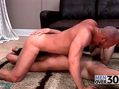 Gay bear 69 sucking unassisted there bedraggled rimjobs