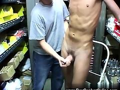 Hot gay sex Jaime Jarret - super hot boy!