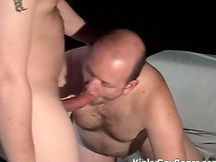 Beamy rest consent to gets his botheration fucked hard