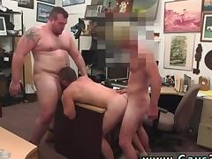 Straight older men bareback fuck plus suck videos gay full length Guy