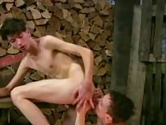 Cute Twinks close by Sex Action