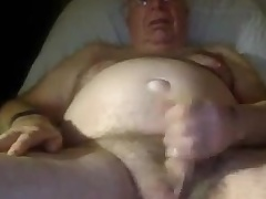 Grandpa stroke exposed to cam 5