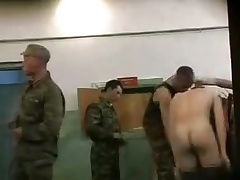 Rank Russian army cadets \'??????\' showers