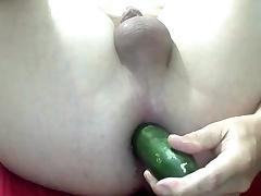 cucummber fuck crack